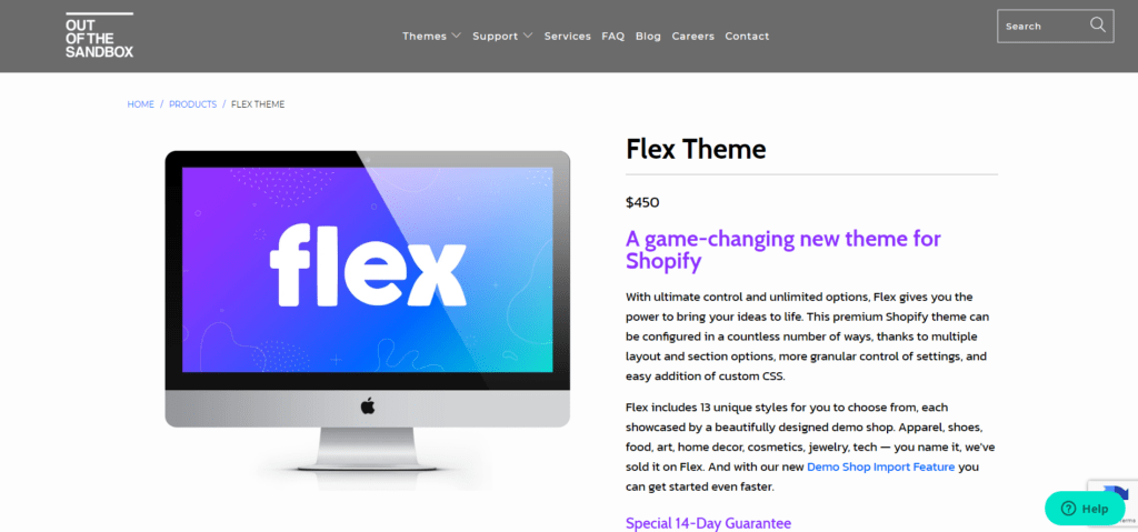 The Fastest Shopify Theme in 2020 10