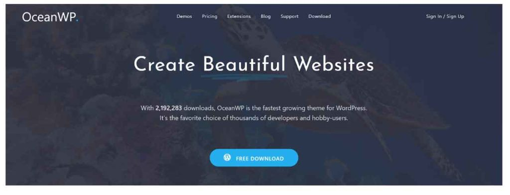 Fastest WordPress Themes 19