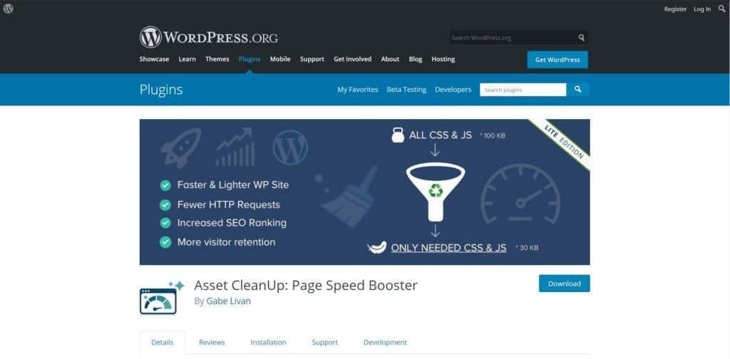 The Best WordPress Speed Optimization Plugins & Tools 38