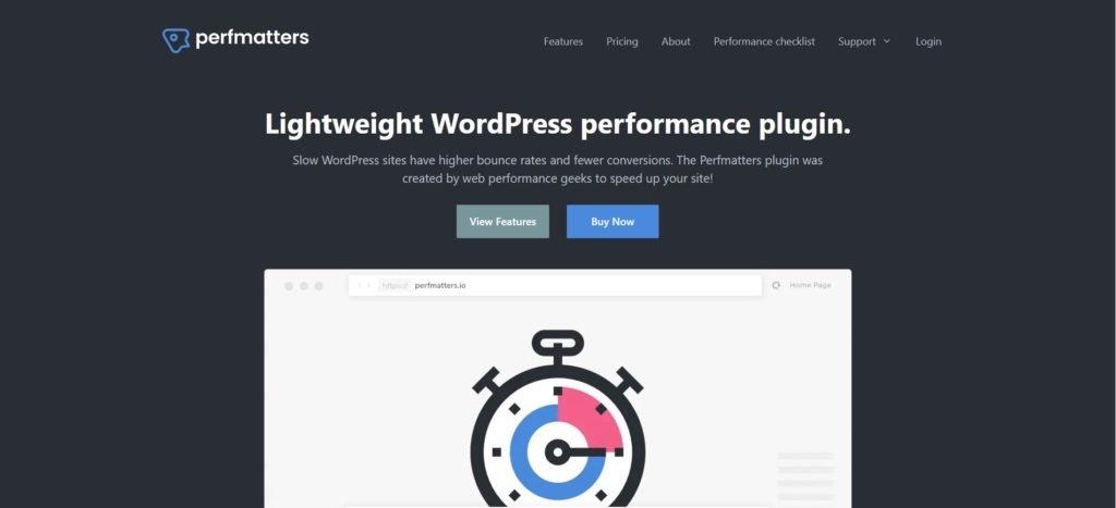 The Best WordPress Speed Optimization Plugins & Tools 34