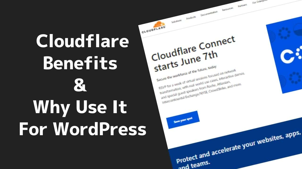 Benefits of Cloudflare